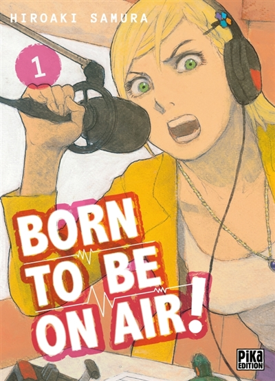 BORN TO BE ON AIR! T01 Samura Hiroaki Pika